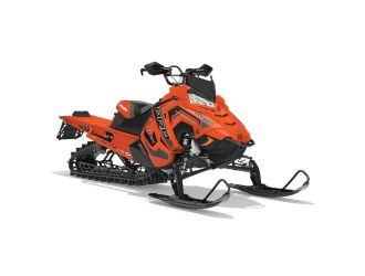 Polaris 800 PRO-RMK 155 Orange Burst '18