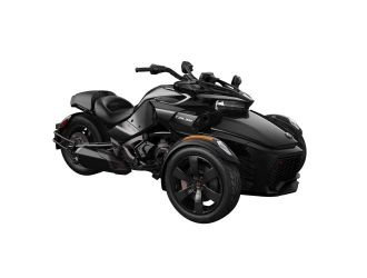 Can-Am Spyder F3 SE6 Steel Black Metallic '19
