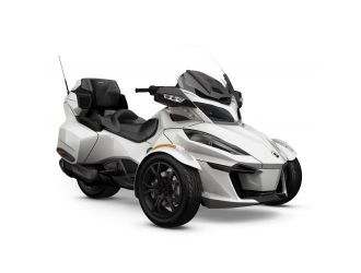 Can-Am Spyder RT Limited SE6 Pearl White Dark '19
