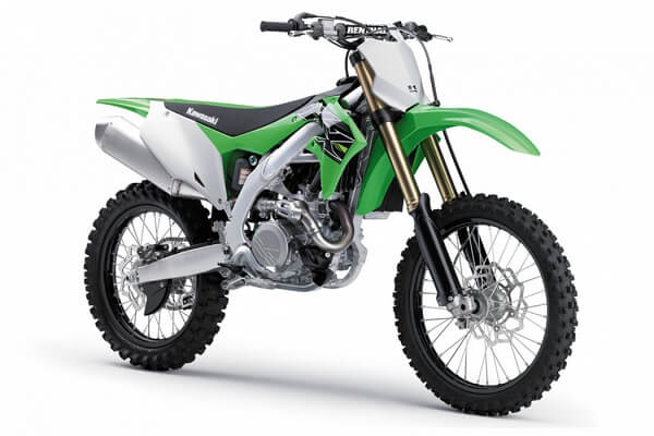 2019 Kawasaki KX450, un campion cross