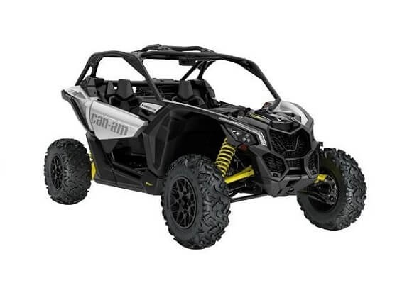SSV Maverick Turbo 2019 - atuuri in offroad